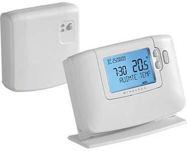 Thermostat d'ambiance programmable Chronotherm CM927RF