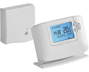 Thermostat d'ambiance programmable Chronotherm CM921RF